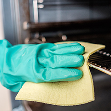 Oven Cleaning Gloves