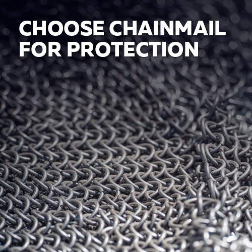 Learn More About Chainmail Gloves