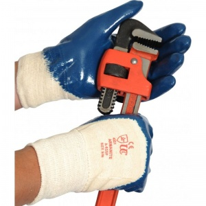 Armanite Heavy Weight Palm Nitrile Coated Gloves A825P
