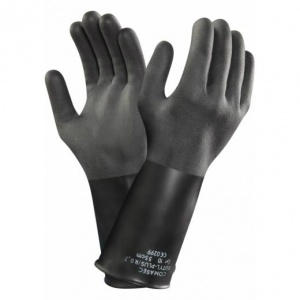 Ansell AlphaTec 38-560 Butyl Chemical-Resistant Gloves