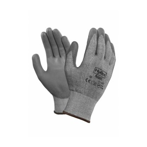 Ansell HyFlex 11-627 Cut-Resistant Palm-Coated Work Gloves