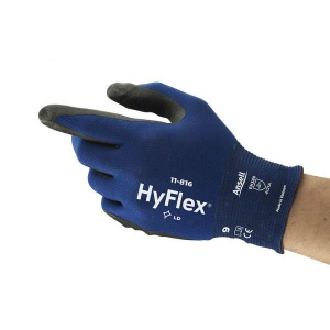 Ansell HyFlex 11-816 Abrasion-Resistant Gloves