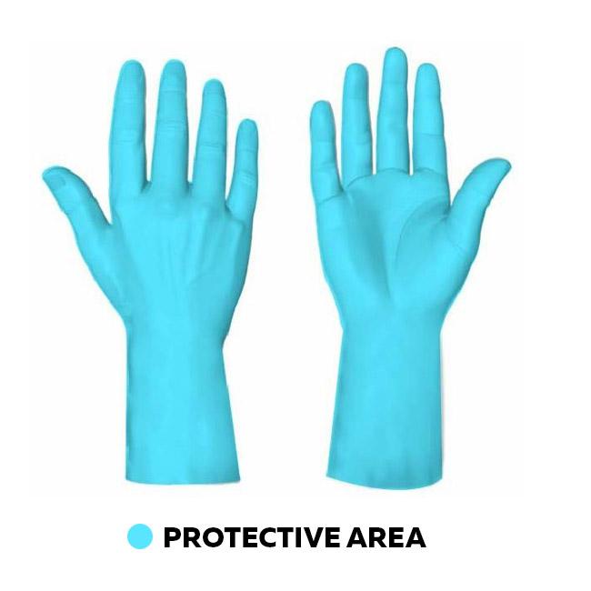 Hexarmor Hercules 3180 Bite Master Dog Bite Gloves