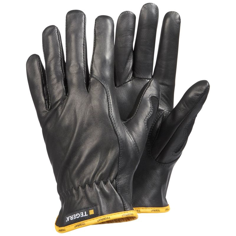 Ejendals Tegera 8155 Leather Police Gloves Safetygloves
