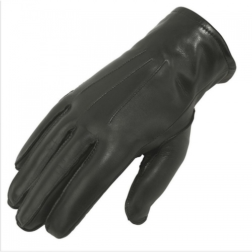 Women S Uniform Lined Leather Police Gloves Safetygloves
