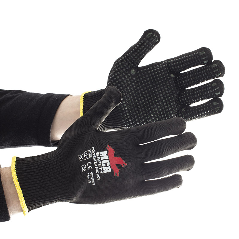 MCR Safety GP1002PU Coated General Purpose Safety Gloves