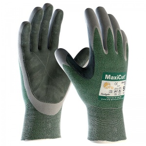 MaxiCut Resistant Level 3 Oil Gloves 34-450LP (Pack of 12 Pairs)