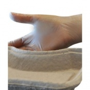 Polyco GL622 Bodyguards Clear Vinyl Powder Free Disposable Gloves