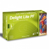 Aurelia Delight Lite Medical Grade Vinyl Gloves 32226-9