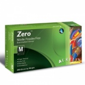 Aurelia Zero Medical Grade Nitrile Gloves 9277