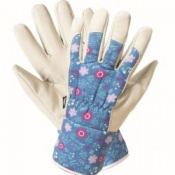 Briers Ladies Fresh Floral Premium Gardening Gloves 5080