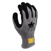 MCR Safety CT1007NS Cut Pro Sandy Nitrile Palm Coated Safety Gloves