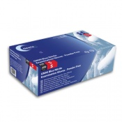 Hand Safe GN90 Stretch Powder-Free Nitrile Examination Gloves