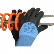 Nitrilon PVC Knuckle Coated Gloves NCN-Flex-K