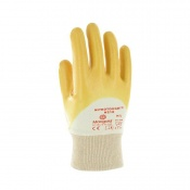 Marigold Industrial Nitrotough N210 Lightweight Nitrile-Coated Gloves