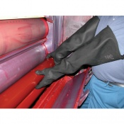 Shield GI/104 Extra-Long Heavy-Duty Rubber Gauntlets