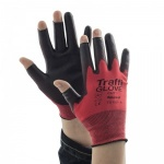 TraffiGlove TG150 Speed Polyurethane Cut Level 1 Handling Gloves