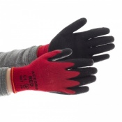 AceGrip Red General Purpose Latex Coated Gloves