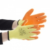 Acegrip EC-Grip Latex-Coated Grip Gloves (Pack of 10 Pairs)