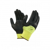 Ansell HyFlex 11-402 Water-Based 3/4 Dipped Multi-Purpose Work Gloves
