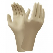 Ansell AccuTech 91-225 Powder-Free Latex Gauntlet Gloves