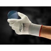 Ansell HyFlex 11-410 Water-Based 3/4 Coated Work Gloves