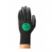 Ansell HyFlex 11-421 Water-Based Flexible Indicator Work Gloves