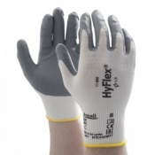 Ansell HyFlex 11-800 Palm-Coated Nitrile Foam Gloves