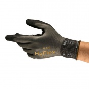 Ansell HyFlex 11-939 Fully Dipped Oil-Repellent Lightweight Gloves