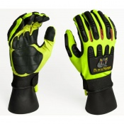 Black Mamba Impact Protection Gloves PR-IPT