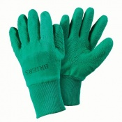 Briers Green All Rounder Gardening Gloves Twin Pack