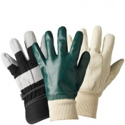 Briers Men's Gardening Gloves (Pack of 3 Pairs) B1113