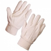 Supertouch Cotton Drill Gloves- 8oz 24003