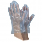 Ejendals Tegera 555 Disposable PE Gloves