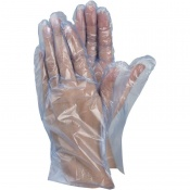 Ejendals Tegera 558 Disposable PE Gloves
