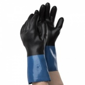 Ejendals Tegera 71000 PVC Chemical Resistant Gloves