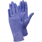 Ejendals Tegera 843 Disposable Nitrile Gloves