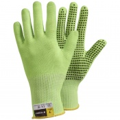 Ejendals Tegera 907 High Visibility Cut Resistant Gloves