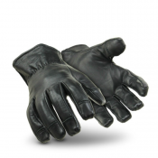 HexArmor 4046 Needlestick-Resistant Leather Tactical Gloves