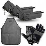 HexArmor Full Cut Protection Kit with Two Arm Sleeves