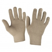 Insulating 12% Silver Liner Gloves