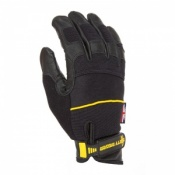 Dirty Rigger Leather Grip Full Finger Gloves DTY-LGRIP