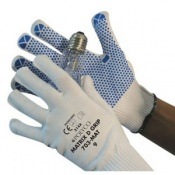 Polyco Matrix D Grip Work Gloves (Pack of 12 Pairs)