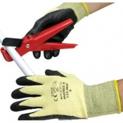 Polyco Matrix K Kevlar and Lycra Cut Resistant Gloves