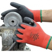 Polyco Matrix Red L Work Gloves MRL