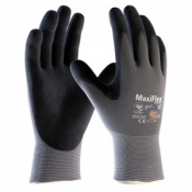 MaxiFlex Ultimate Palm Coated Handling Gloves 42-874 (Pack of 12 Pairs)