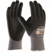 MaxiFlex Ultimate 3/4 Coated Handling Gloves 34-875 (Pack of 12 Pairs)