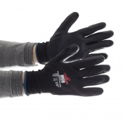 MCR Safety GP1002NF1 Nitrile Foam General Purpose Palm Coated Safety Gloves