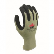 MCR Safety CT1008NF Kevlar Nitrile Foam Palm Coated Safety Gloves