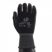 Black Handling Gloves PCN-Black